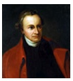 Portrait of Patrick Henry by George Bagby Matthews