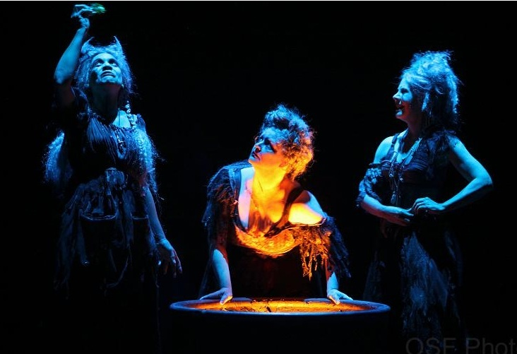 essay on the 3 witches in macbeth