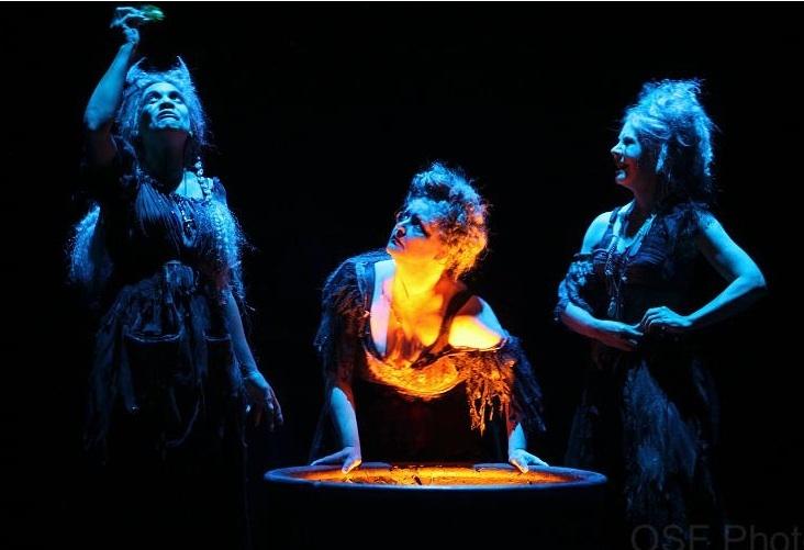 in the play 'macbeth' lady macbeth